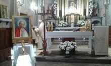 Peregrynacja relikwii Jana Pawła II
