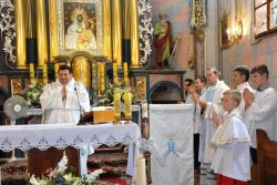 Czytaj więcej: Uroczystości odpustowe ku czci Matki Bożej...