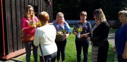 Czytaj więcej: Bukieciki z ziół i kwiatów dla Filipa