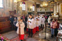 Czytaj więcej: Uroczystość odpustowa ku czci św. Mikołaja Biskupa